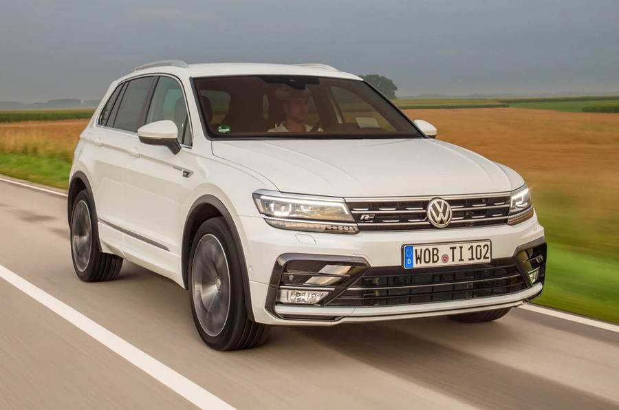 2016 volkswagen tiguan 2 0 bitdi 240 r line 4motion dsg review review autocar. Black Bedroom Furniture Sets. Home Design Ideas