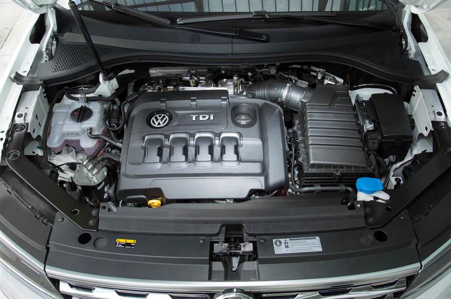 Vw Diesel Engines >> 2016 Volkswagen Tiguan 2.0 BiTDI 240 R-line 4Motion DSG review review | Autocar