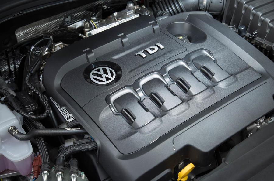 238bhp Volkswagen Tiguan 2.0 BiTDI engine