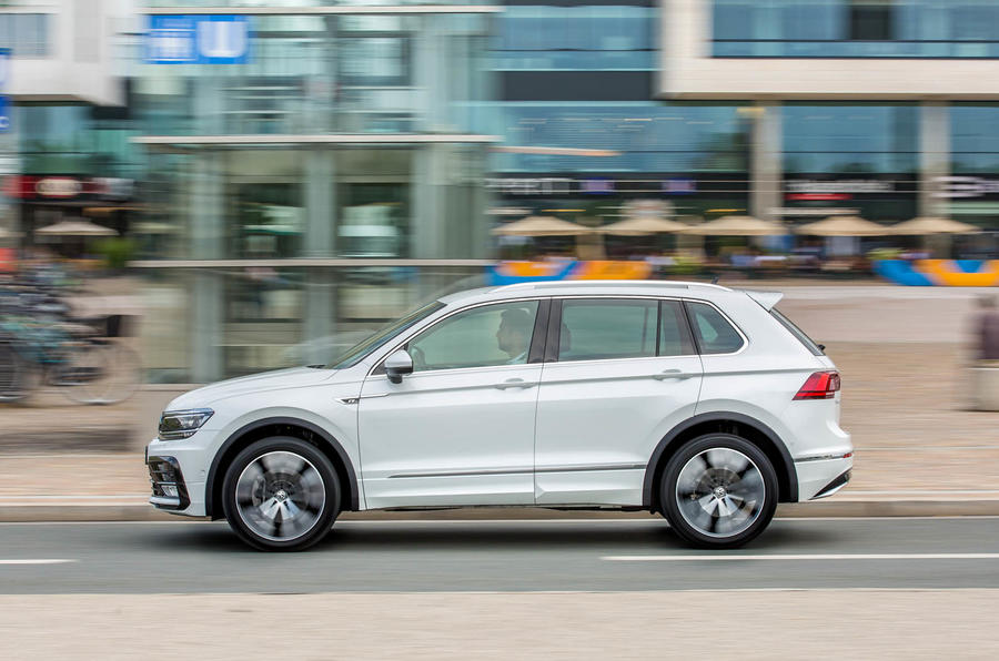 2016 Volkswagen Tiguan 2 0 Bitdi 240 R Line 4motion Dsg
