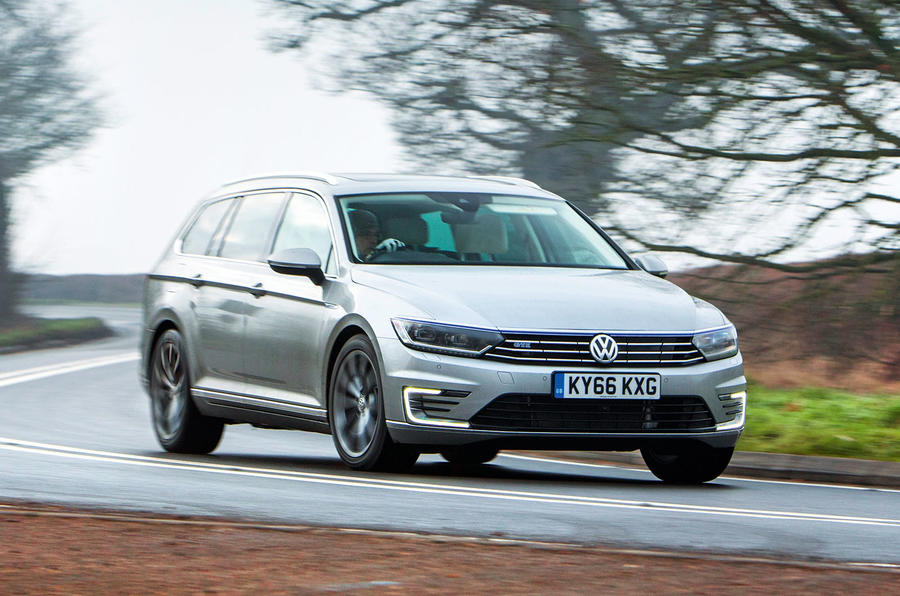 Volkswagen Passat GTE Estate long-term test review