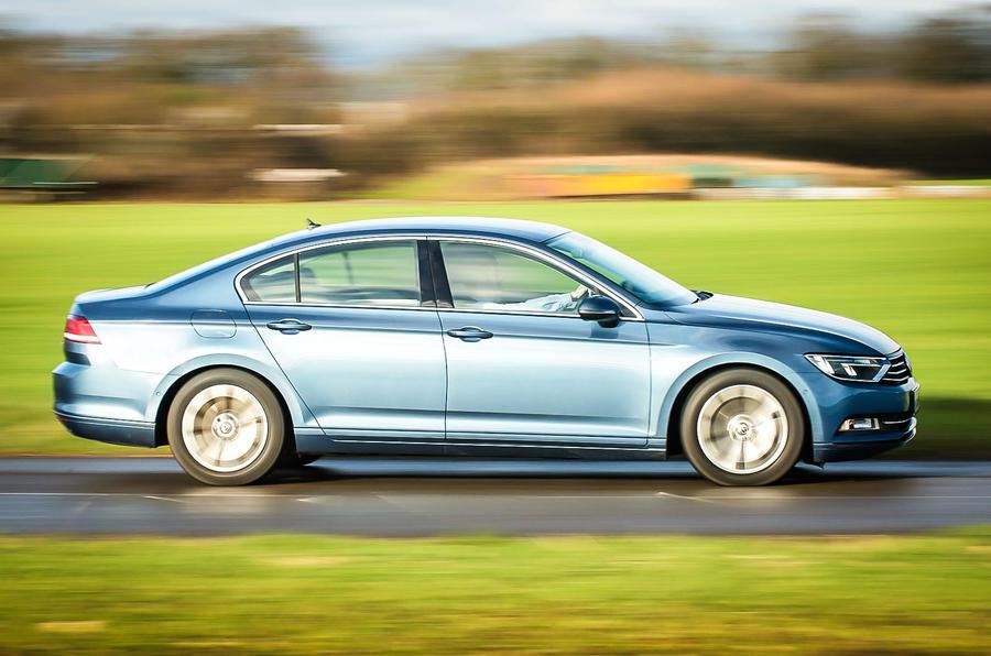 £22,215 Volkswagen Passat 1.6 TDI S