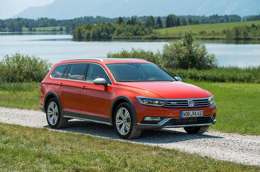 £30,885 Volkswagen Passat Alltrack
