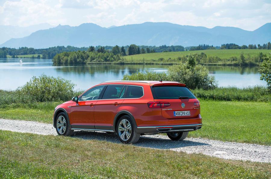 148bhp Volkswagen Passat Alltrack