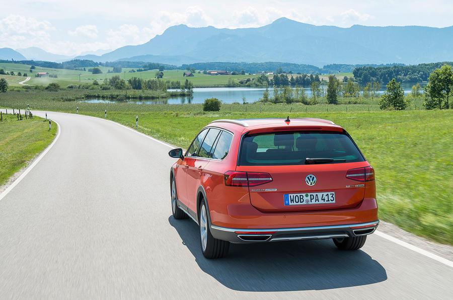127mph Volkswagen Passat Alltrack