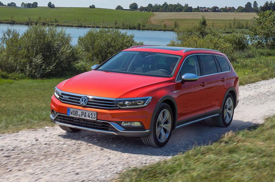 4 star Volkswagen Passat Alltrack