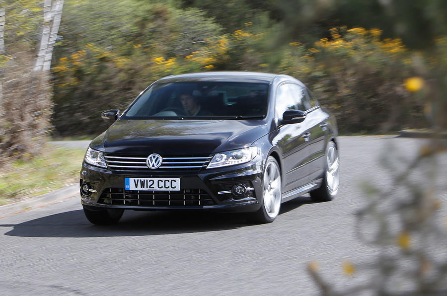 Volkswagen CC Black Edition