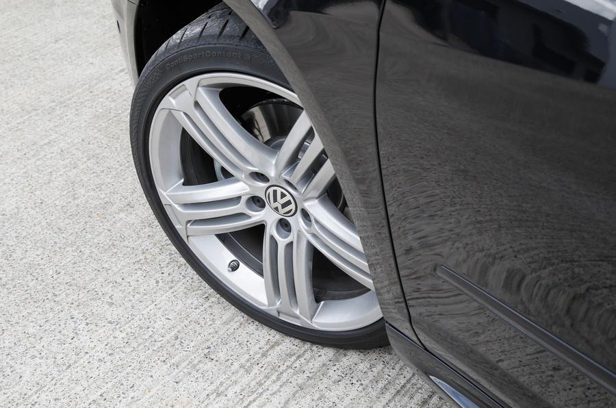 20in Volkswagen CC Black Edition alloys