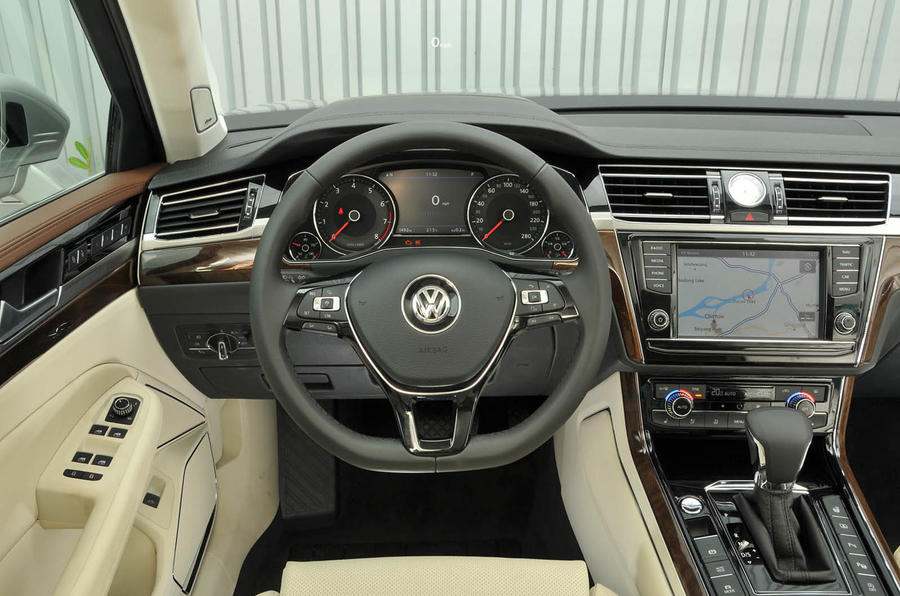Volkswagen Phideon - would China's Phaeton work in Britain? | Autocar