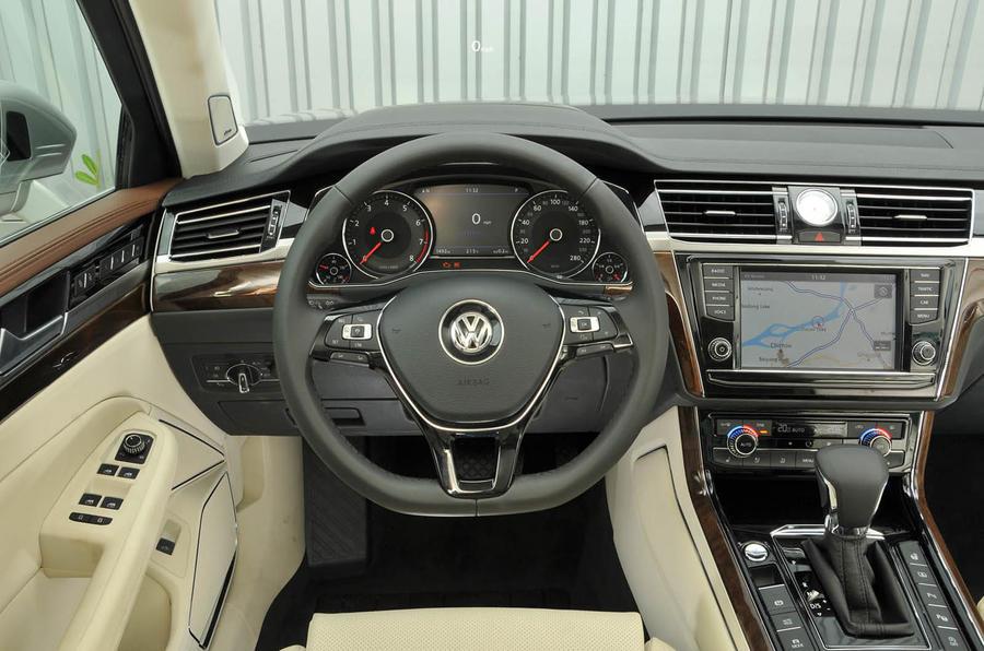 Volkswagen Phideon Would China S Phaeton Work In Britain
