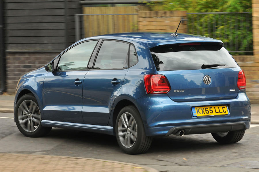 Volkswagen Polo R-Line rear