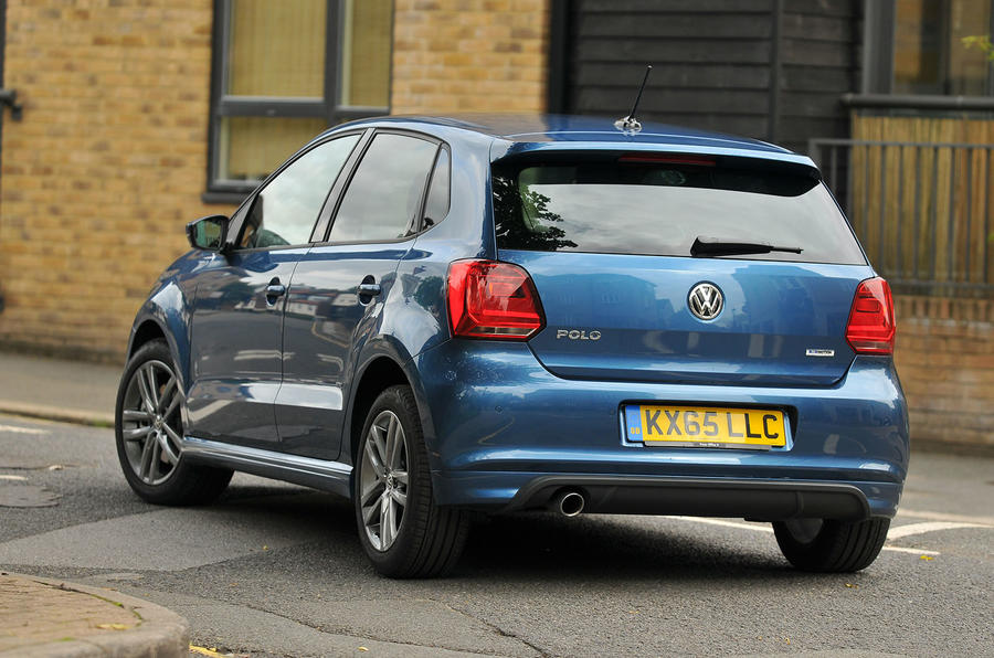 2015 volkswagen polo r line 1 0 110 review review autocar. Black Bedroom Furniture Sets. Home Design Ideas