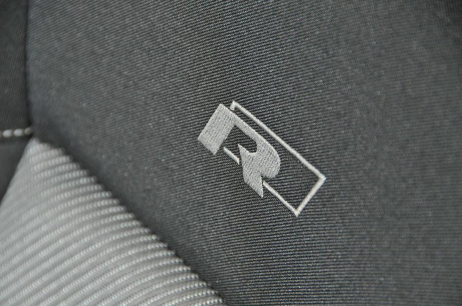 Volkswagen R-Line decals