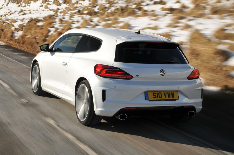 2015 Volkswagen Scirocco R UK review review | Autocar