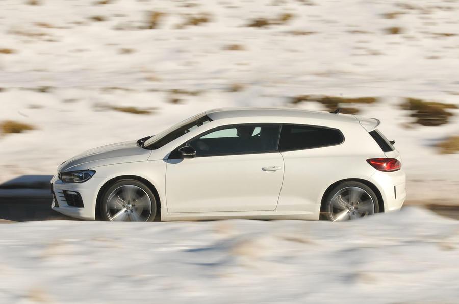 £34,075 Volkswagen Scirocco R