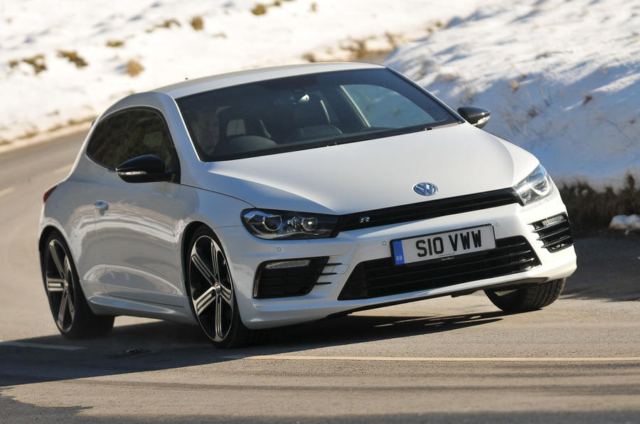 2015 Volkswagen Scirocco R Uk Review Review Autocar