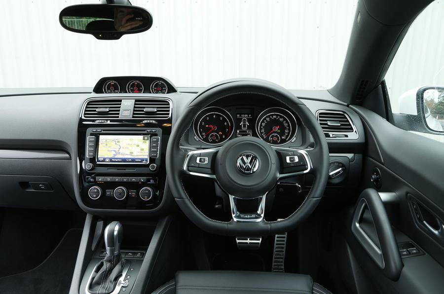 2015 Volkswagen Scirocco 2.0 TSI 220 R-Line DSG review review | Autocar