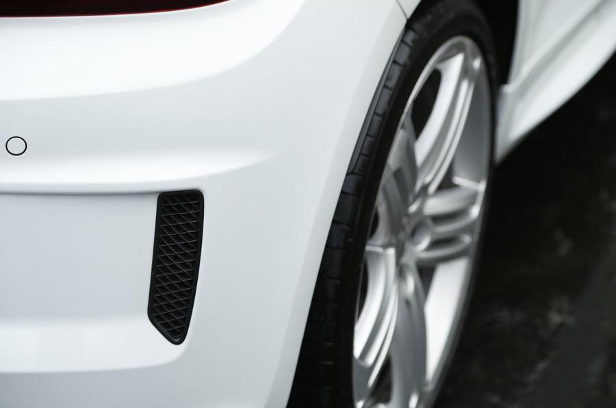 18in Volkswagen Scirocco R-Line alloys