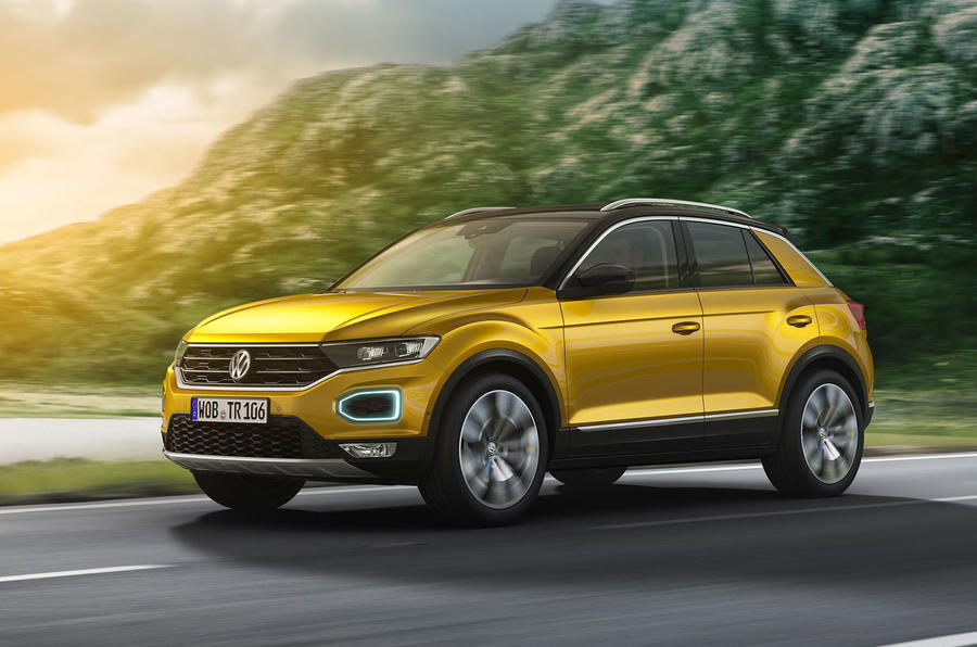Comment: Volkswagen T-Roc's new look is a breath of fresh air