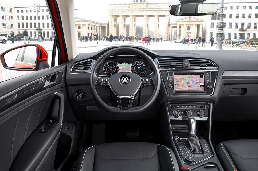 2016 Volkswagen Tiguan 2 0 Tsi 4motion Review Review Autocar