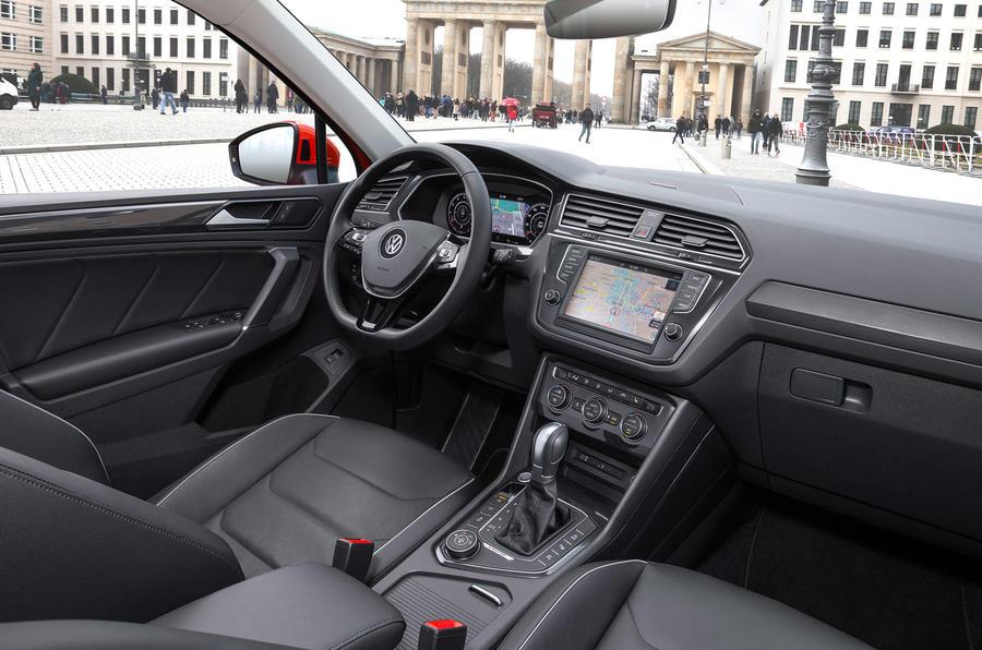 2016 volkswagen tiguan 2 0 tsi 4motion review review autocar. Black Bedroom Furniture Sets. Home Design Ideas