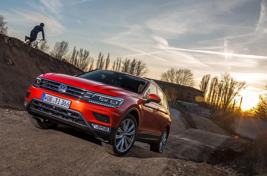 £32,115 Volkswagen Tiguan