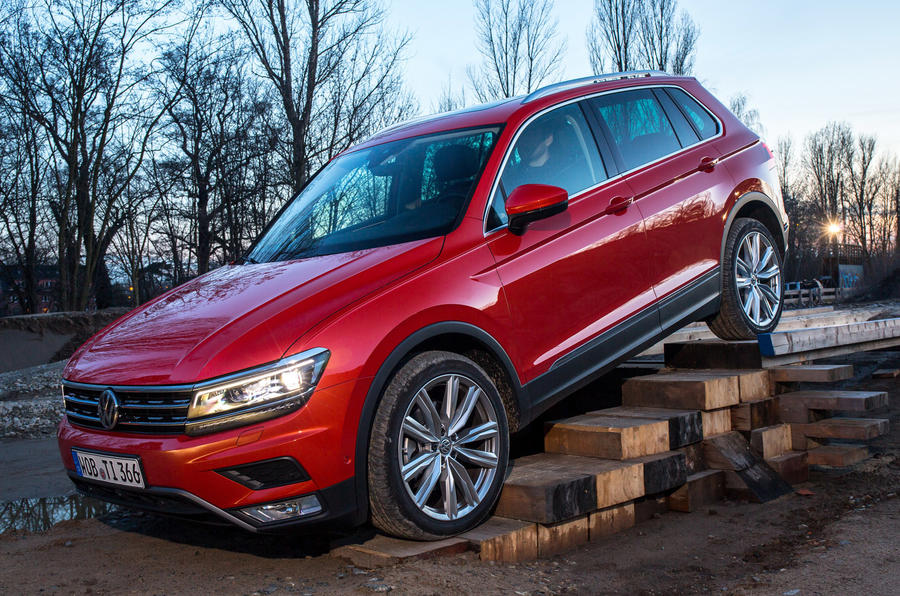 2016 volkswagen tiguan 2 0 tsi 4motion review review autocar. Black Bedroom Furniture Sets. Home Design Ideas