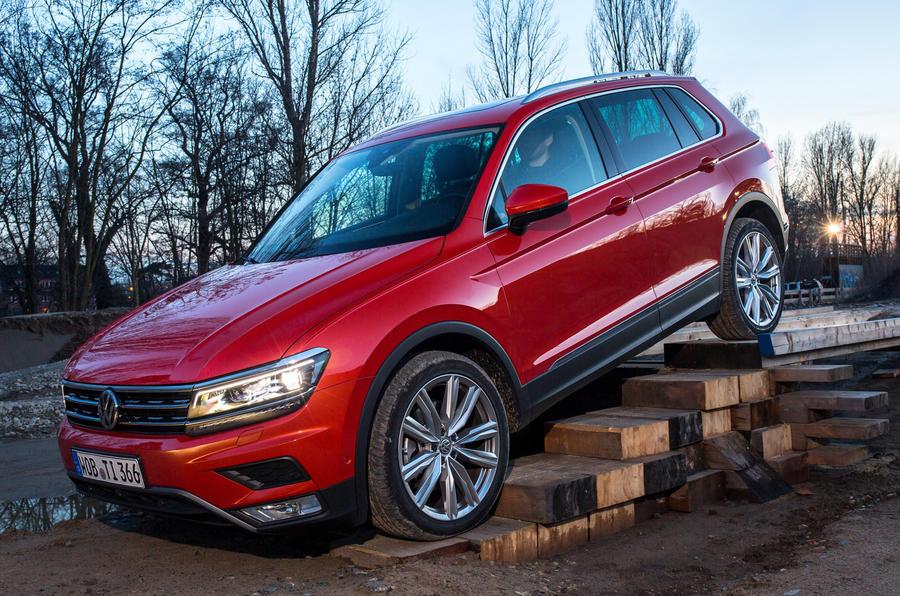 2016 Volkswagen Tiguan 2.0 TSI 4Motion review review | Autocar
