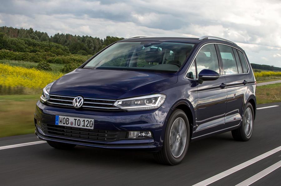 Volkswagen Touran 1.6 TDI SE