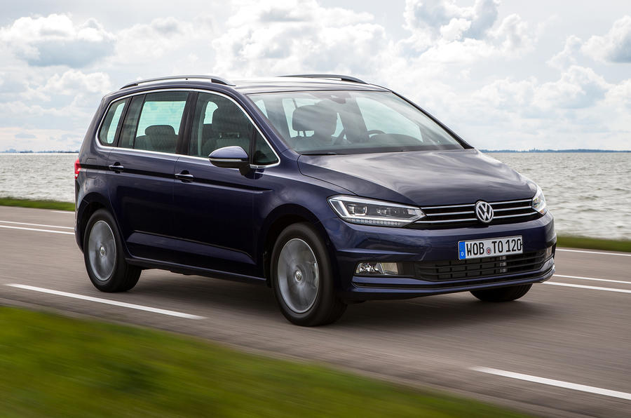£24,000 Volkswagen Touran 1.6 TDI SE