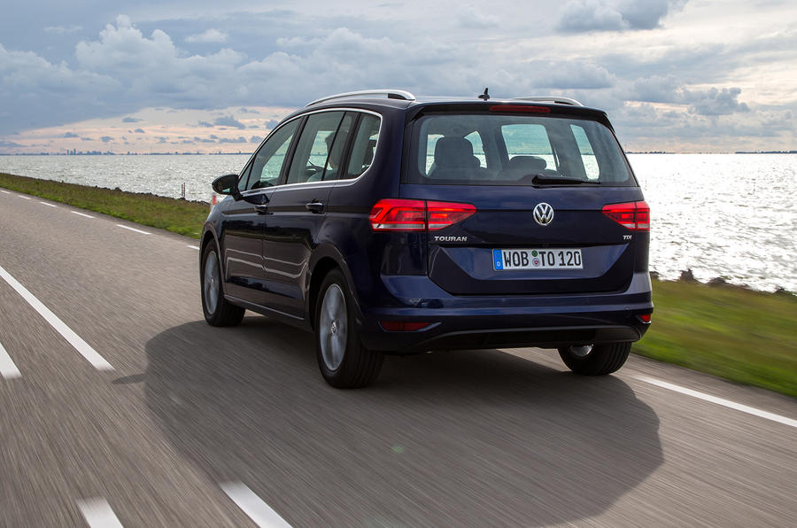 108bhp Volkswagen Touran