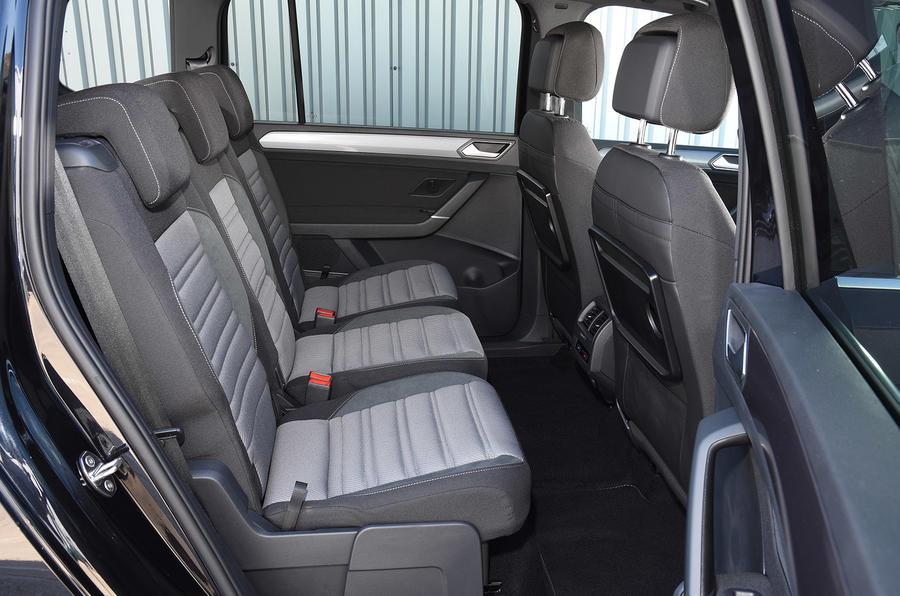 Volkswagen Touran 2.0 TDI R-Line review review   Autocar