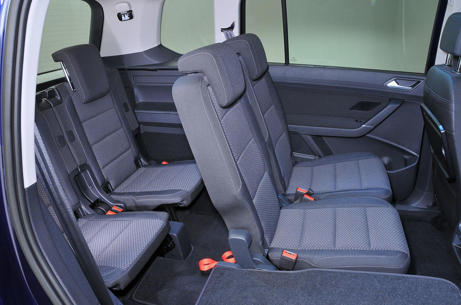 2015 Volkswagen Touran 1 6 Tdi 110 Se Review Review Autocar