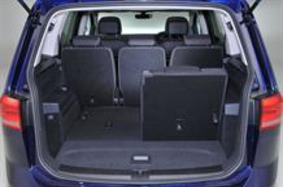 2015 Volkswagen Touran 1.6 TDI 110 SE review review | Autocar