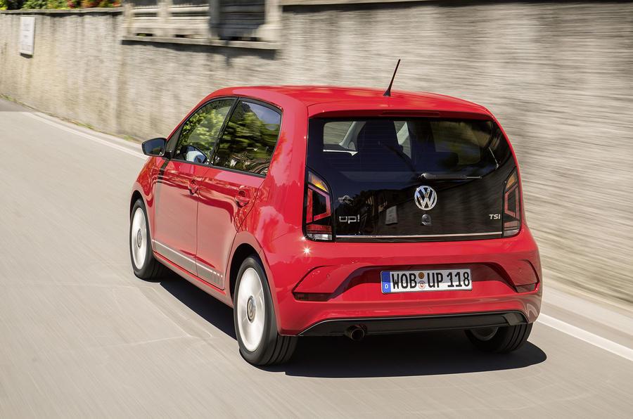 Volkswagen Up rear