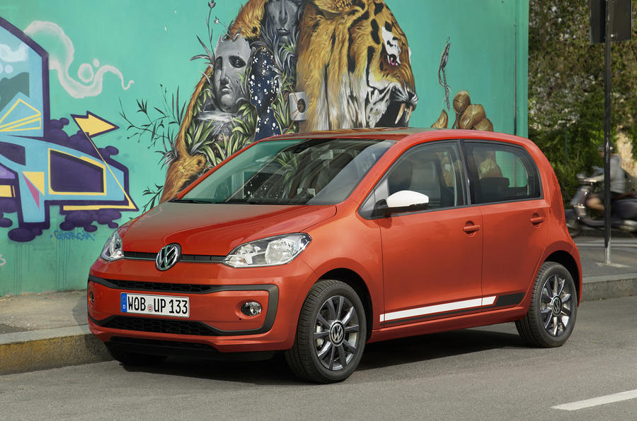 4 star Volkswagen Up 1.0 TSI
