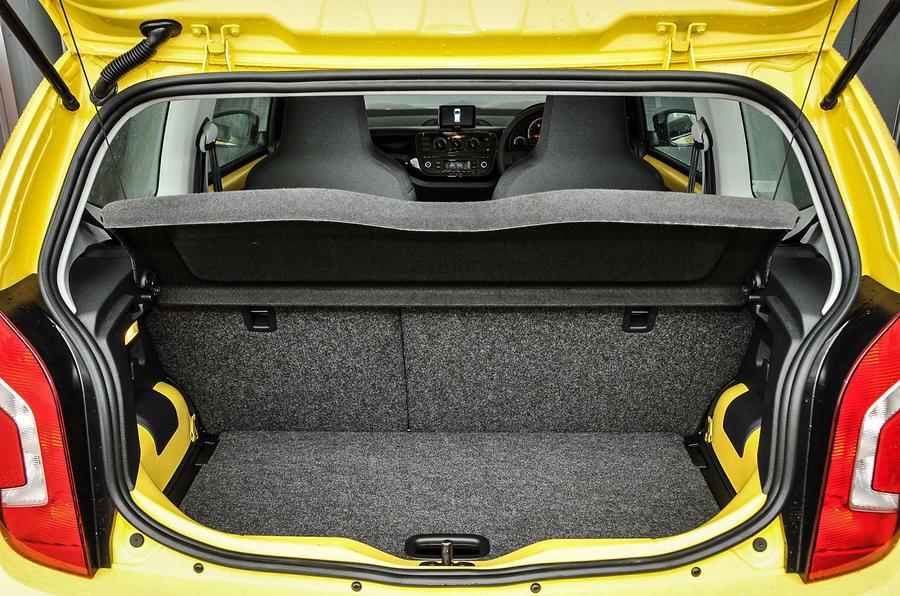 Volkswagen Look Up boot