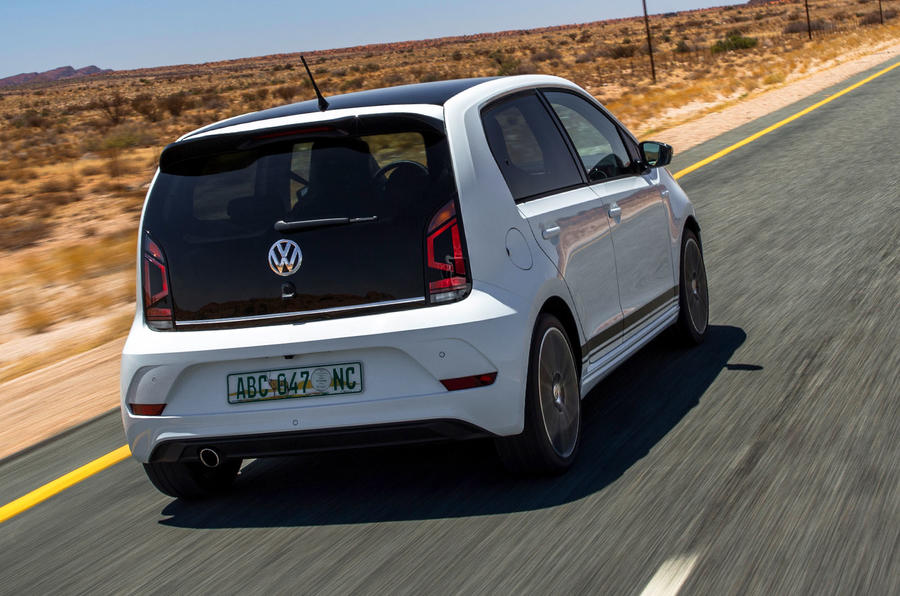 2018 Vw Up Gti Prototype Review Review Autocar