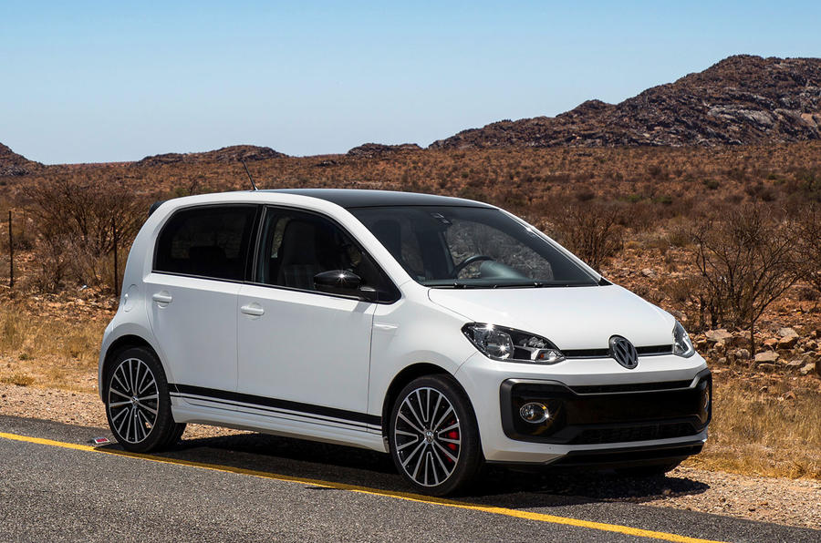 VW Up GTi prototype review
