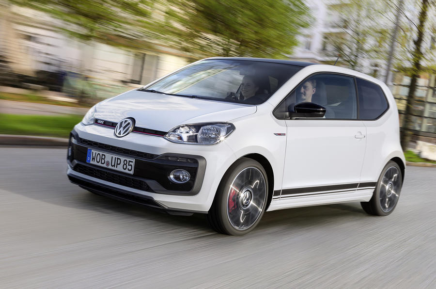 2018 volkswagen up gti officially revealed. Black Bedroom Furniture Sets. Home Design Ideas