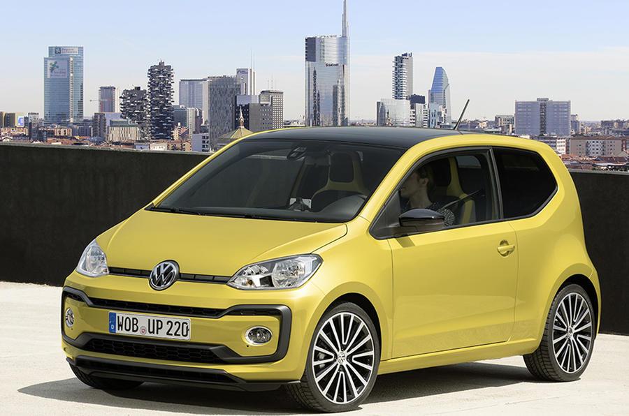 Volkswagen Up