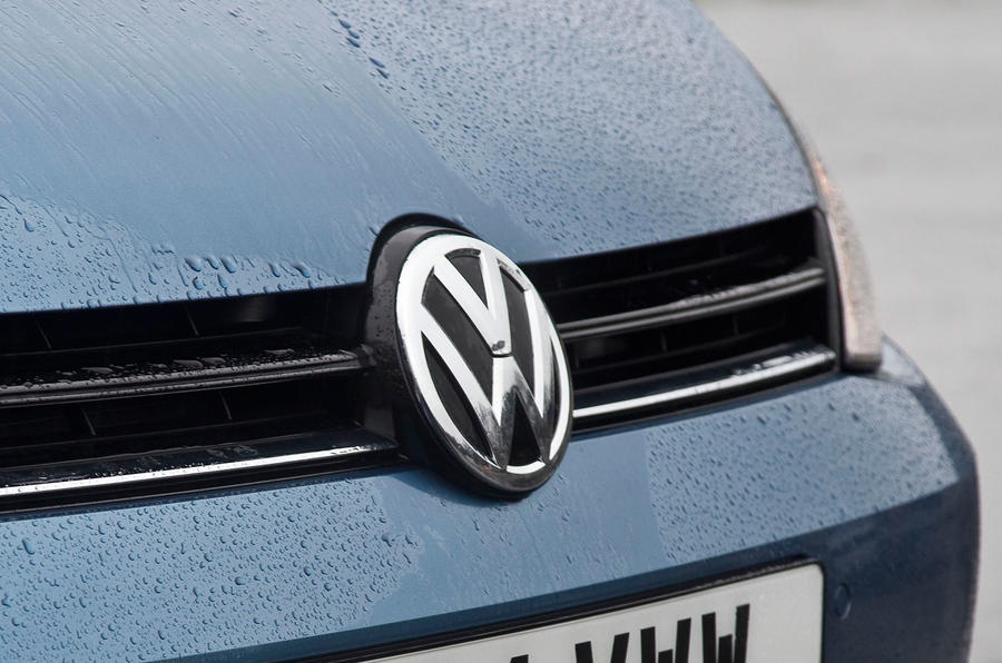 VW Golf emissions scandal