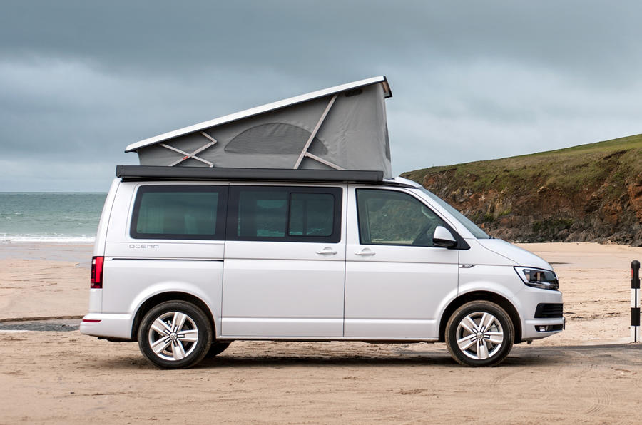 2016 volkswagen california ocean 2 0 tdi 204 review autocar. Black Bedroom Furniture Sets. Home Design Ideas