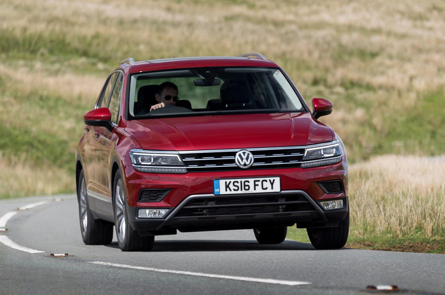 2016 volkswagen tiguan 2 0 tdi 150 4motion dsg review. Black Bedroom Furniture Sets. Home Design Ideas
