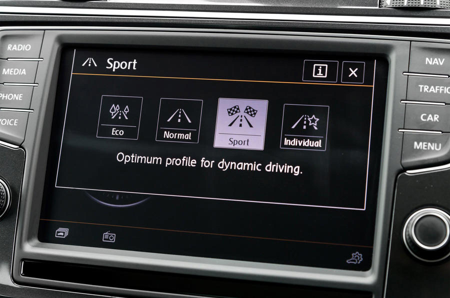 Most Expensive Car Seat >> 2016 Volkswagen Tiguan 2.0 TDI 150 4Motion DSG review ...