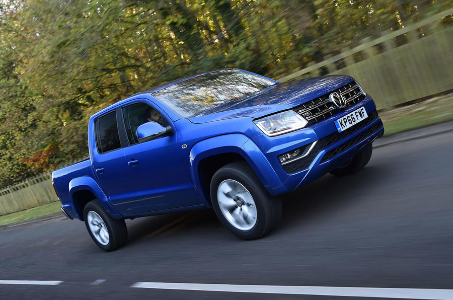 2016 volkswagen amarok 3 0 litre v6 review review autocar. Black Bedroom Furniture Sets. Home Design Ideas