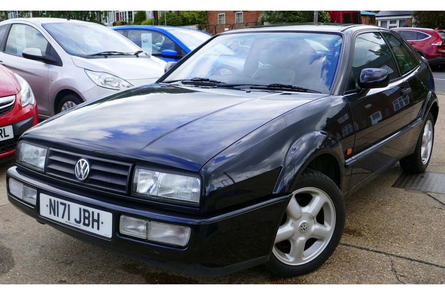 Volkswagen Corrado - one we found