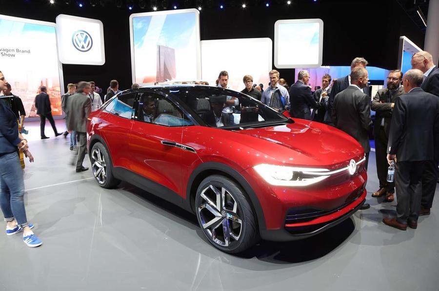 VW Crozz
