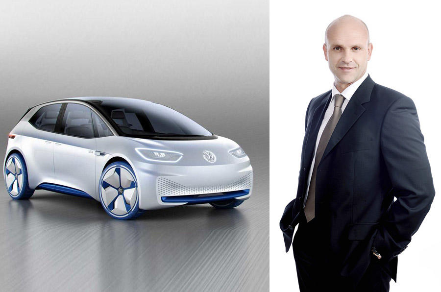 Volkswagen launches new e-mobility division in electrification strategy step up