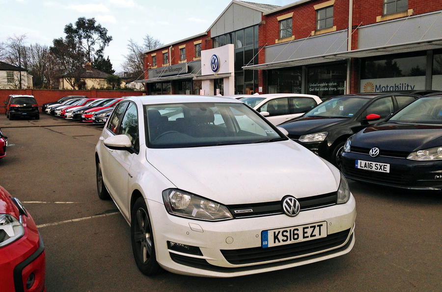 Volkswagen Golf long-term test